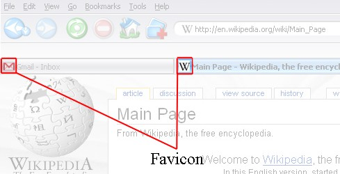 Favicon-in-Firefox